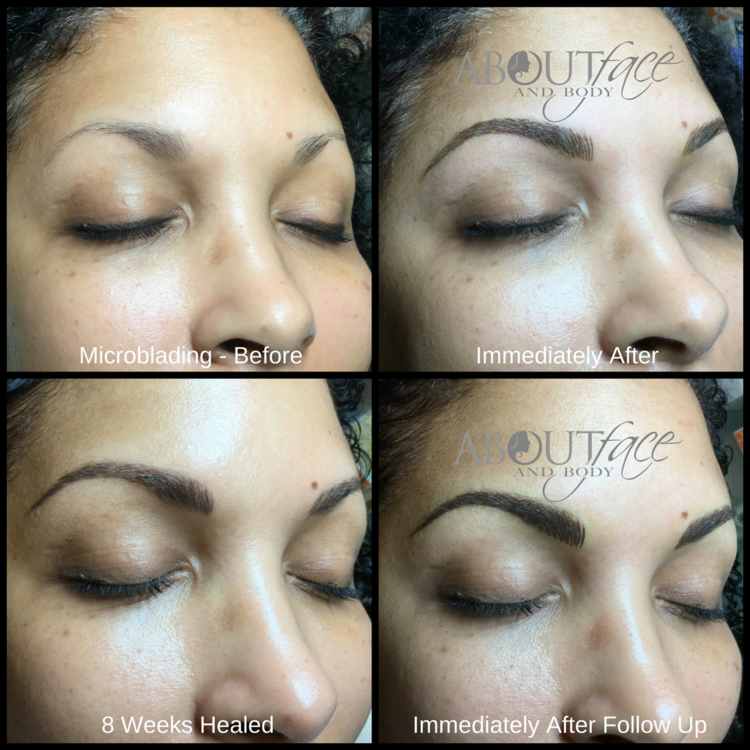 Best Microblading Permanent Eyebrows in Orlando